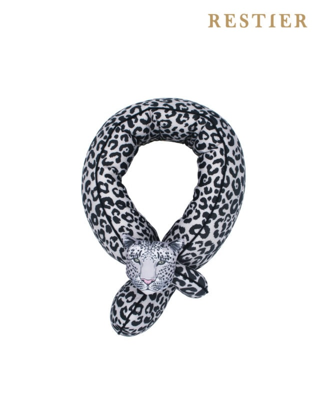 Scarf Pillow Panthera Leopard