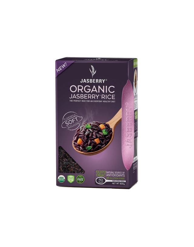 Organic jasberry rice 500 g