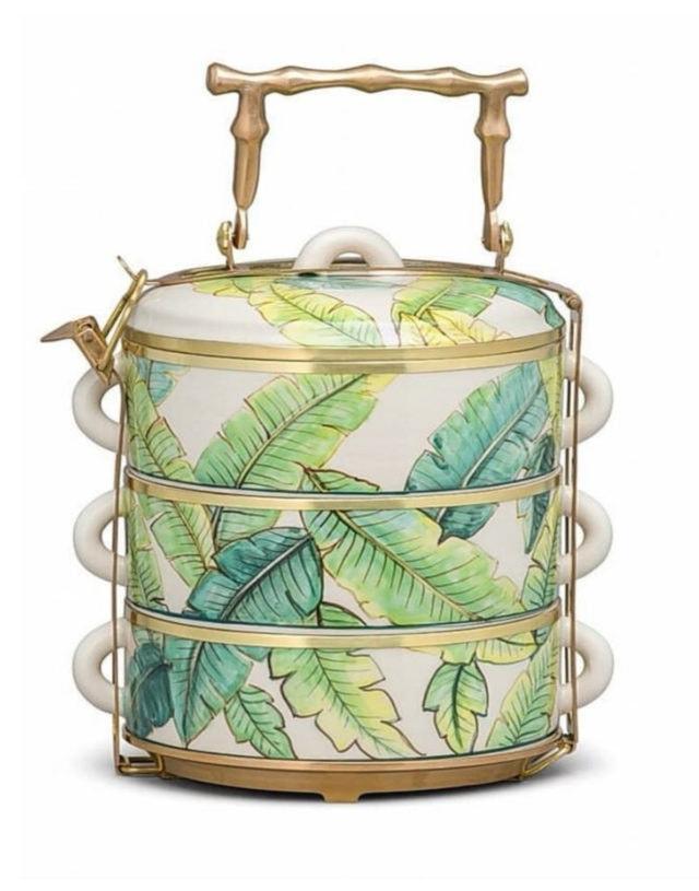 Ceramic Tiffin
