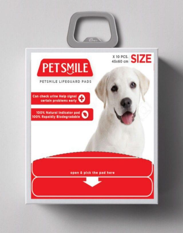 Pet Smile Lifeguard Pads
