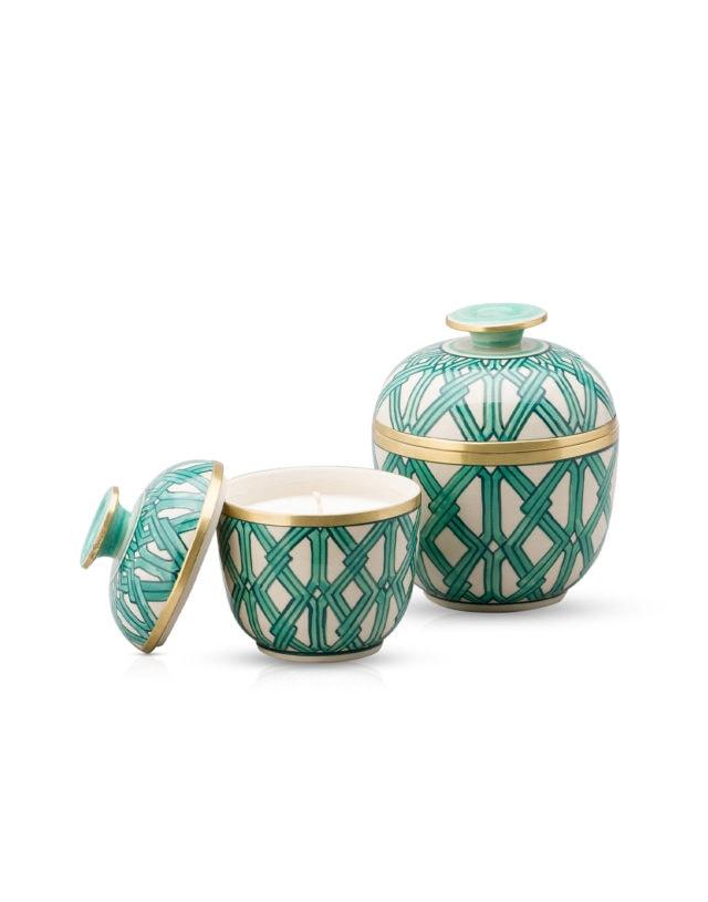 Ceramic Candle Kratip