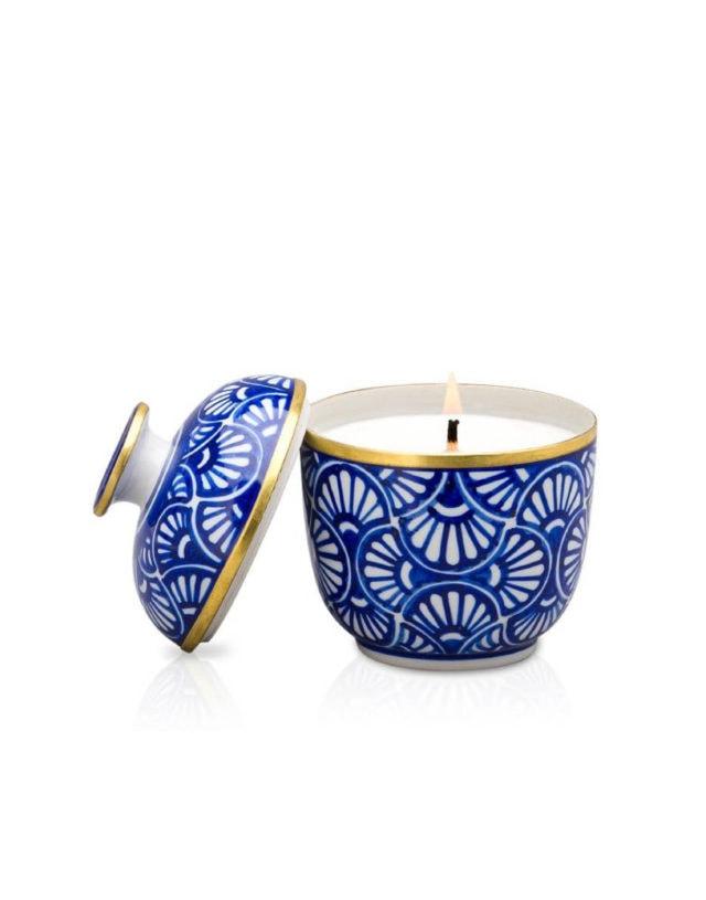 Ceramic Candles Fan