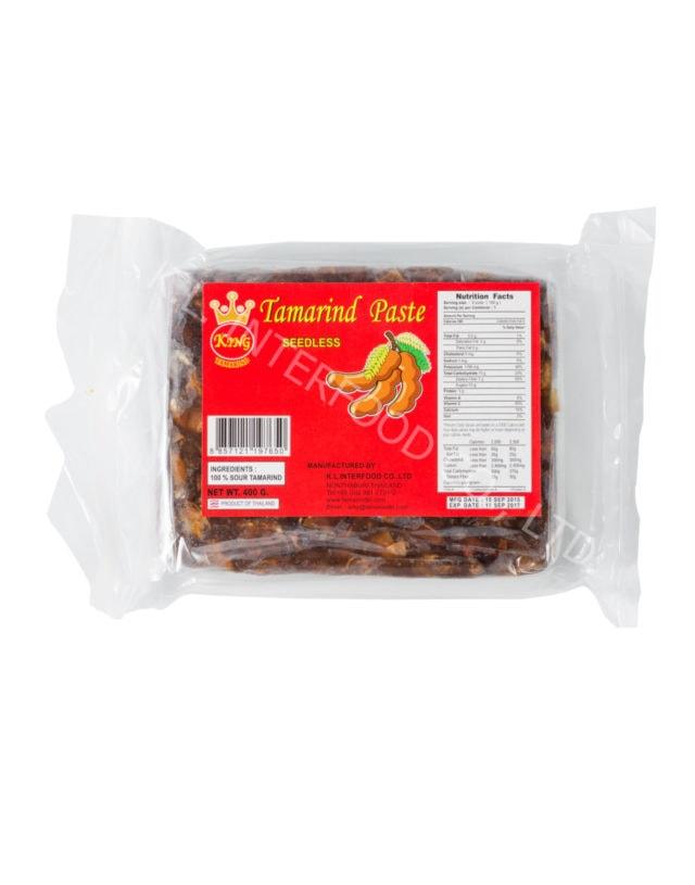 Tamarind Paste - Seedless