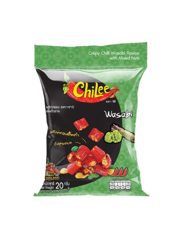 Crispy Chilli Wasabi Flavour