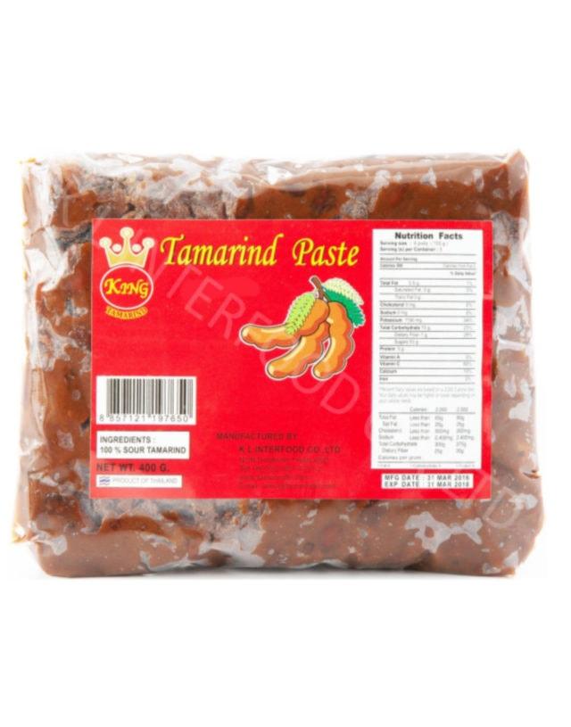 Tamarind Paste - with Seed Salt Water