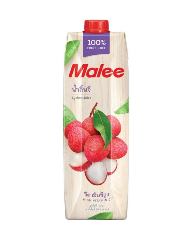 Malee 100% Lychee Juice