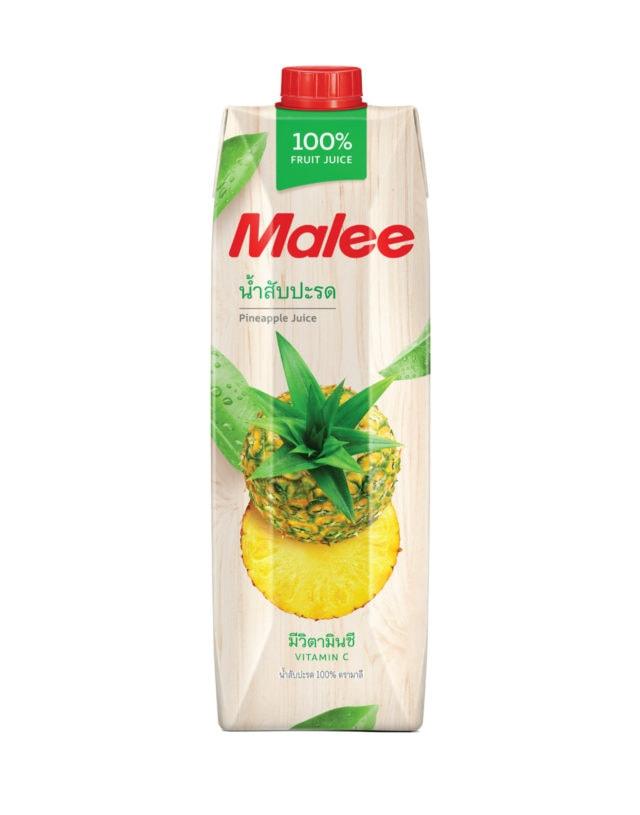 Malee 100% Pineapple Juice