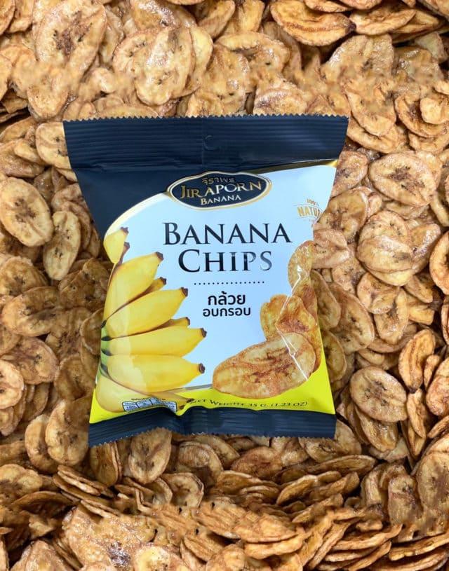 Banana chip 35 g