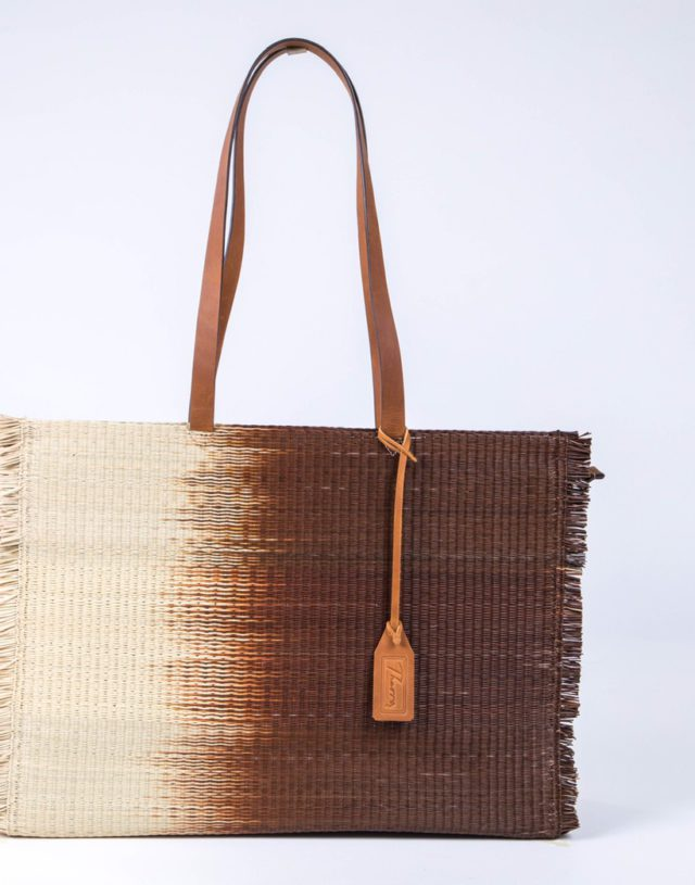 Gradient bag Brown