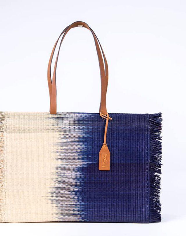 Gradient bag Blue