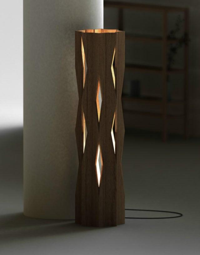 Groove Floor Lamp