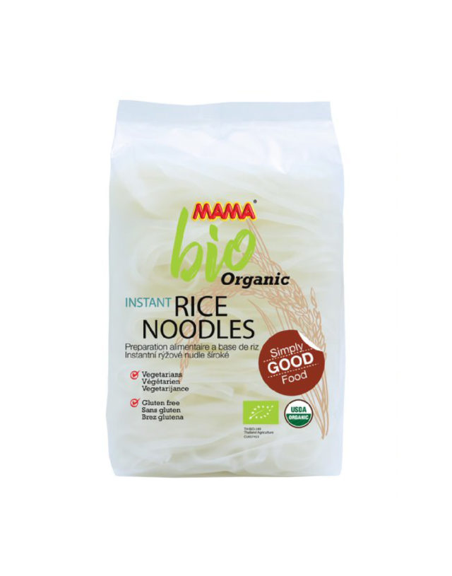 Instant Rice Noodles Organic
