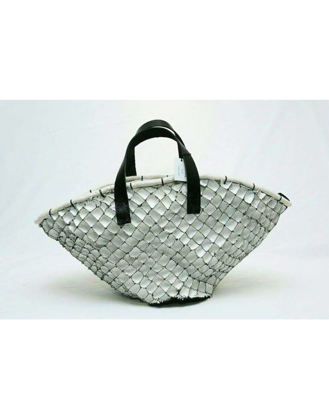 Bag White Color Cocoon