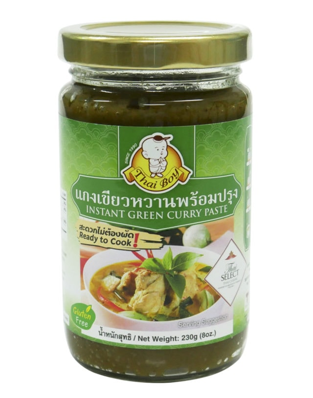 Instant Green Curry Paste 230 g