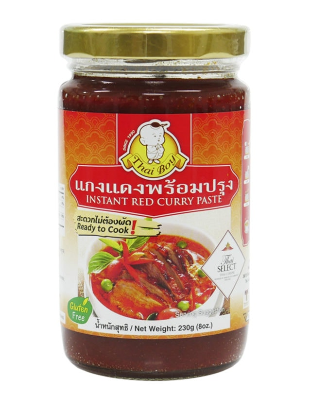 Instant Red Curry Paste 230 g