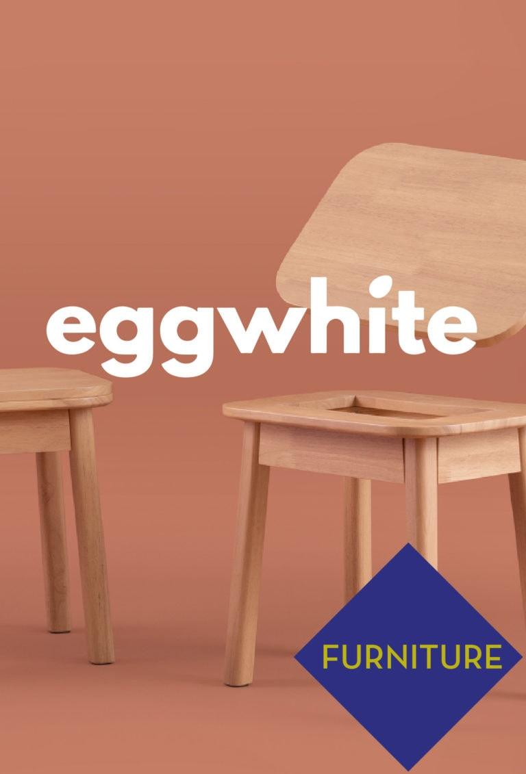 Lives steaming Eggwhite