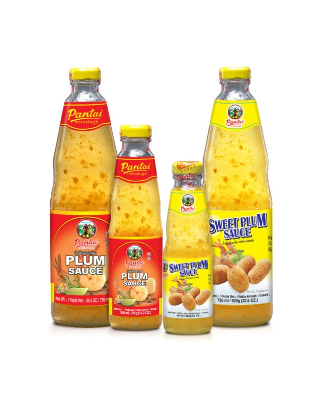 Sweet Plum Sauce and Plum Sauce