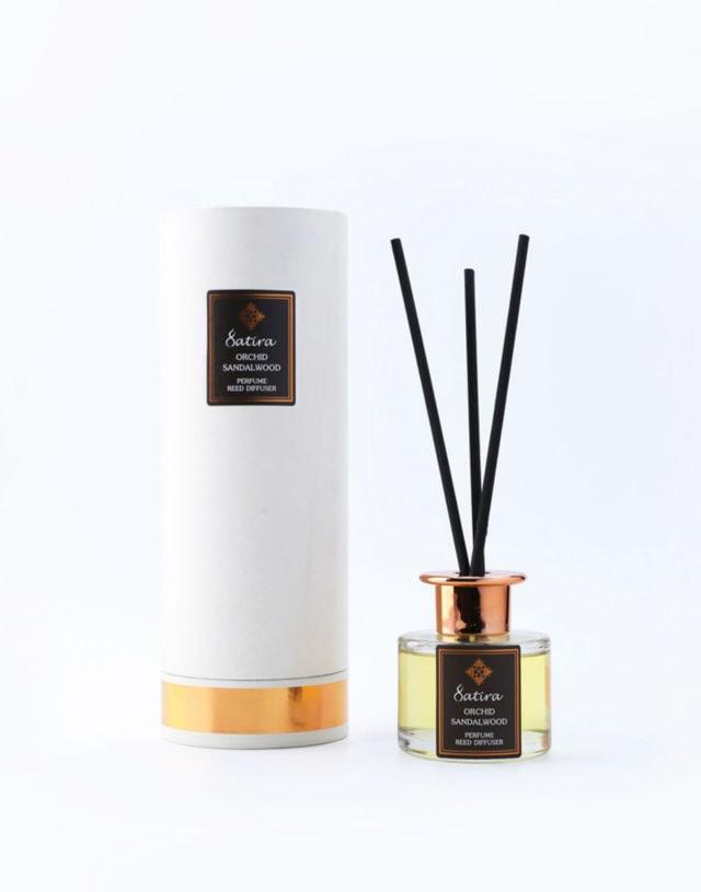 Perfume Reed Diffuser Orchid Sandalwood