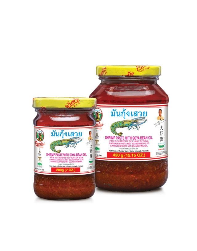 Shrimp Paste with Soya Bean Oil