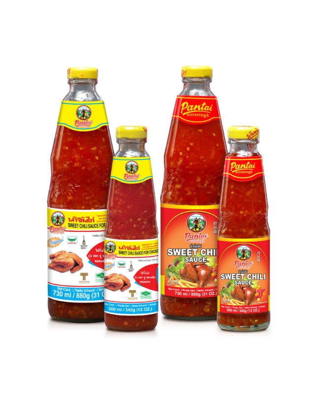 Sweet Chili Sauce for Chicken and Sweet Chili Sauce