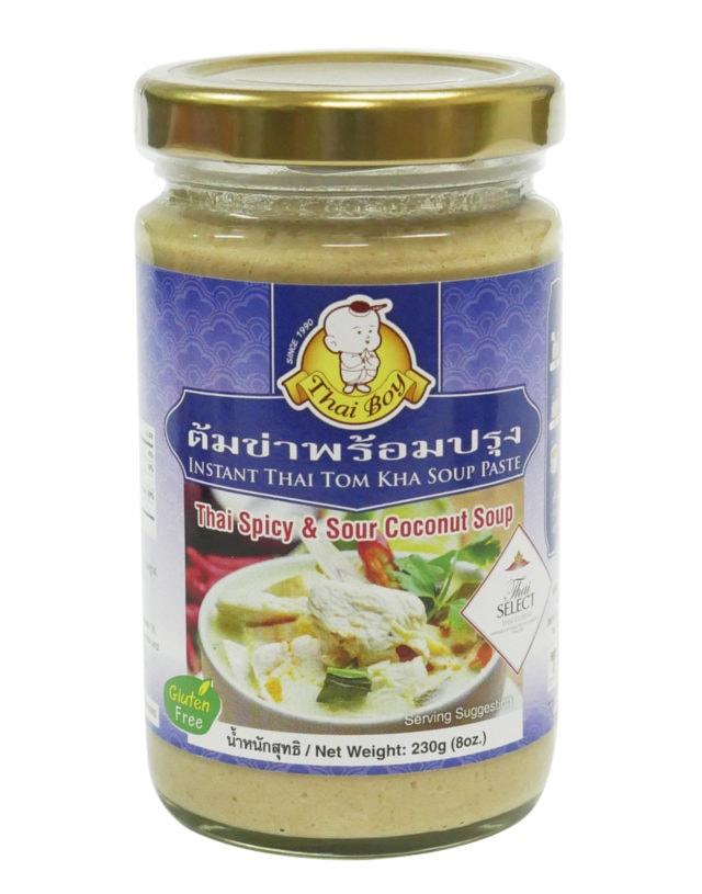 Instant Thai Tom Kha Soup Paste 230g