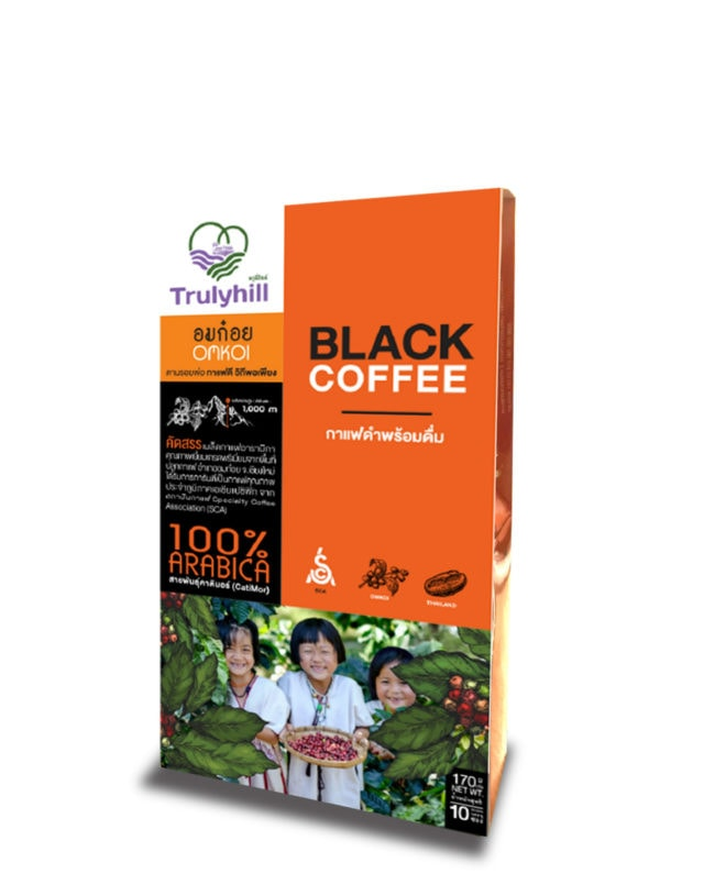 Trulyhill Black Coffee