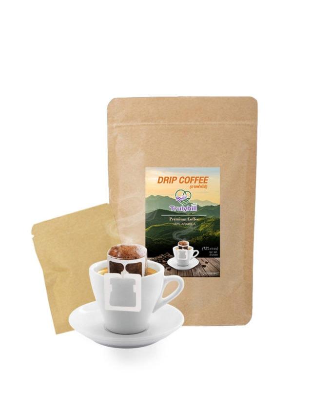 Trulyhill Durian Coffee