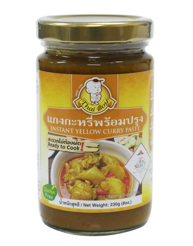 Yellow Curry Paste 230 g