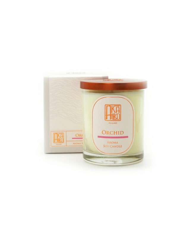 Orchid Soy Candle 395 g.