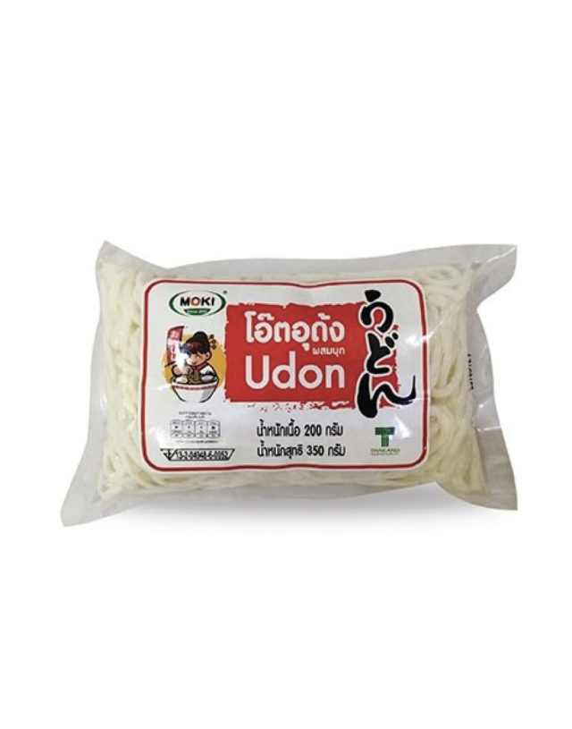 Oat Udon with Konjac