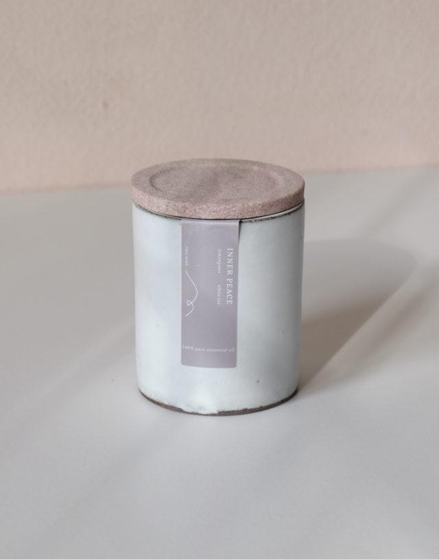 Aroma Candle - Inner Peace Scent