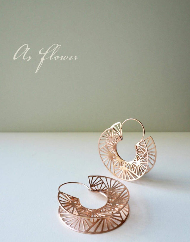 As Flower Collection - Earrings