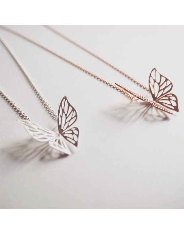 Butterfly Kiss Collection - Pendant