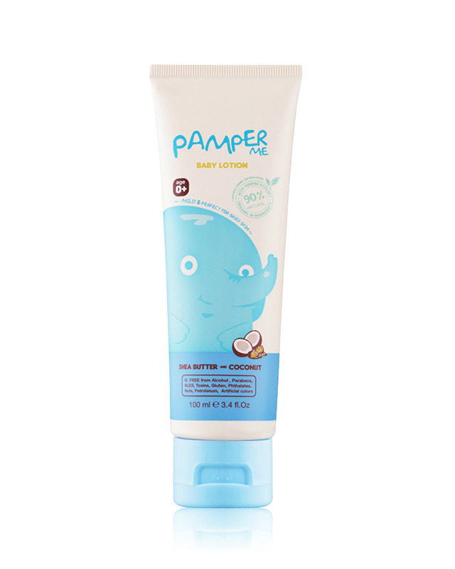 Pamper Me Body Lotion - Shea Butter & Coconut