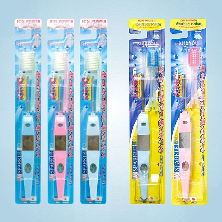 Sparkle Sonic Toothbrush Triple Active