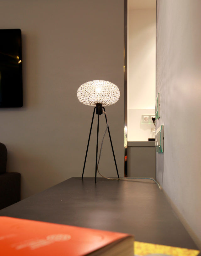 Electro-T table lamp