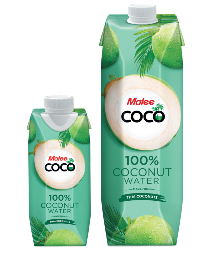 Malee Coco 100% Coconut Water