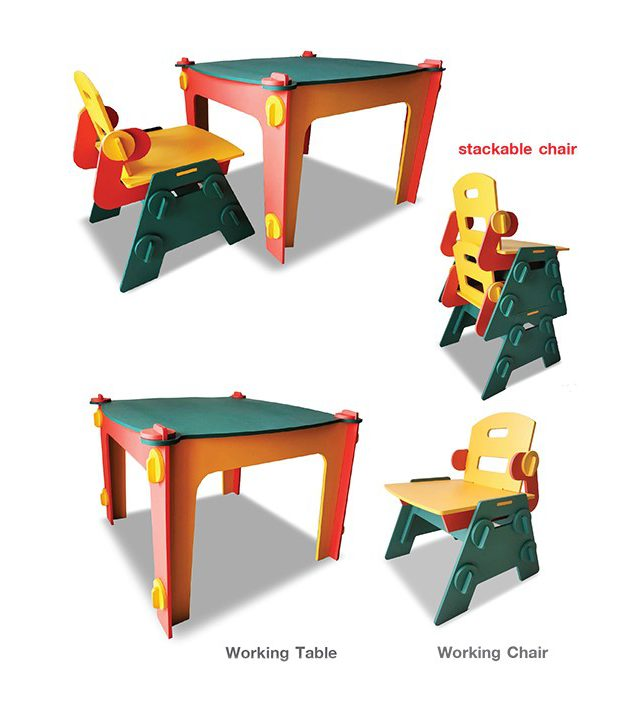 Working table & Chair